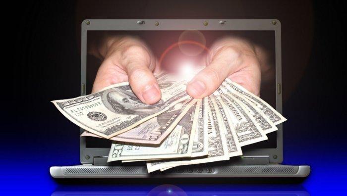 kā nopelnīt naudu internetā par dolāru likmēm