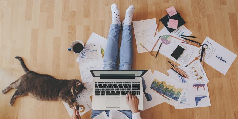 Darbs no Mājām: 12 Reāli Veidi kā Nopelnīt Naudu Internetā | webzona.lv