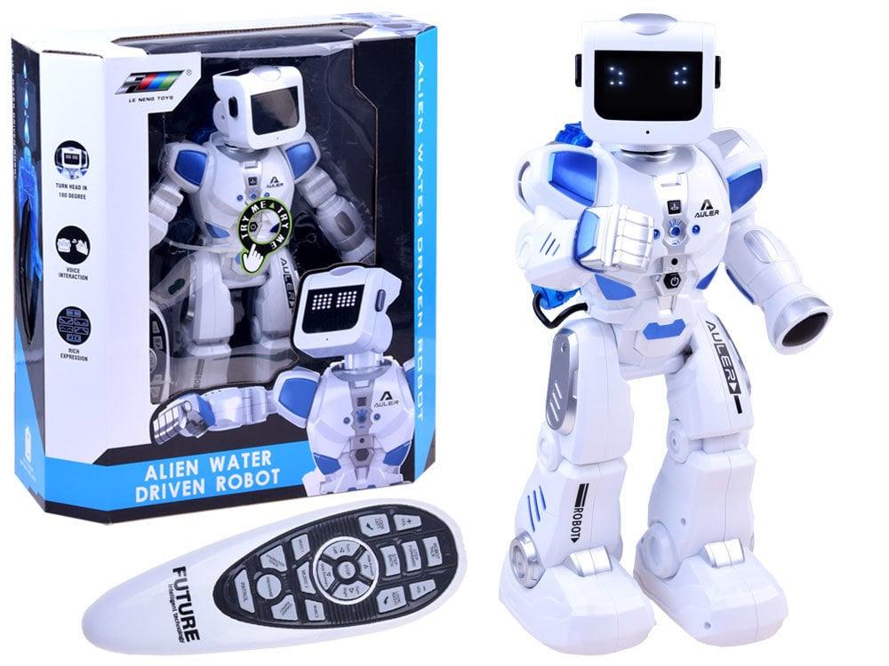 tirdzniecības centra robots