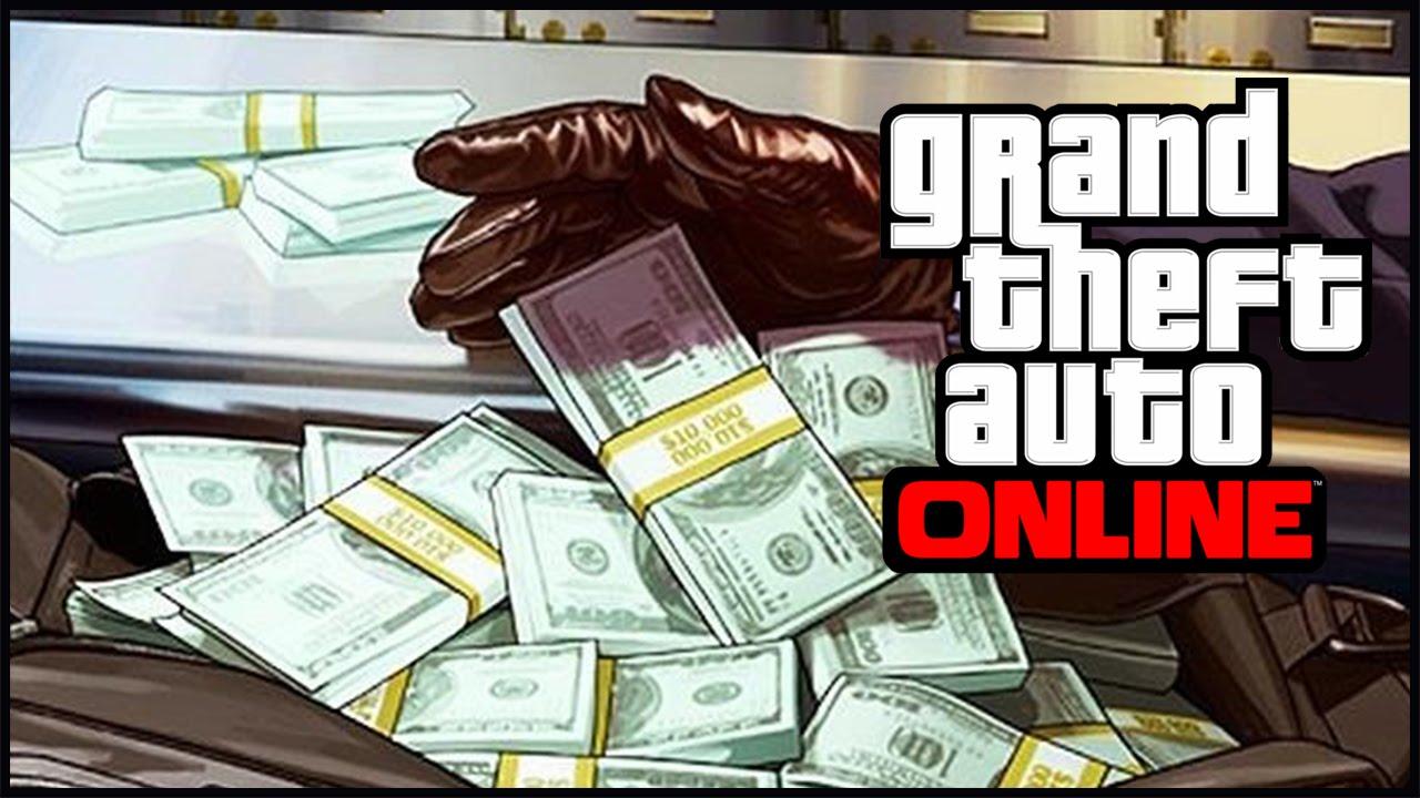 Gta 5 kur atrast naudu. Kā viegli nopelnīt naudu Grand Theft Auto V Online