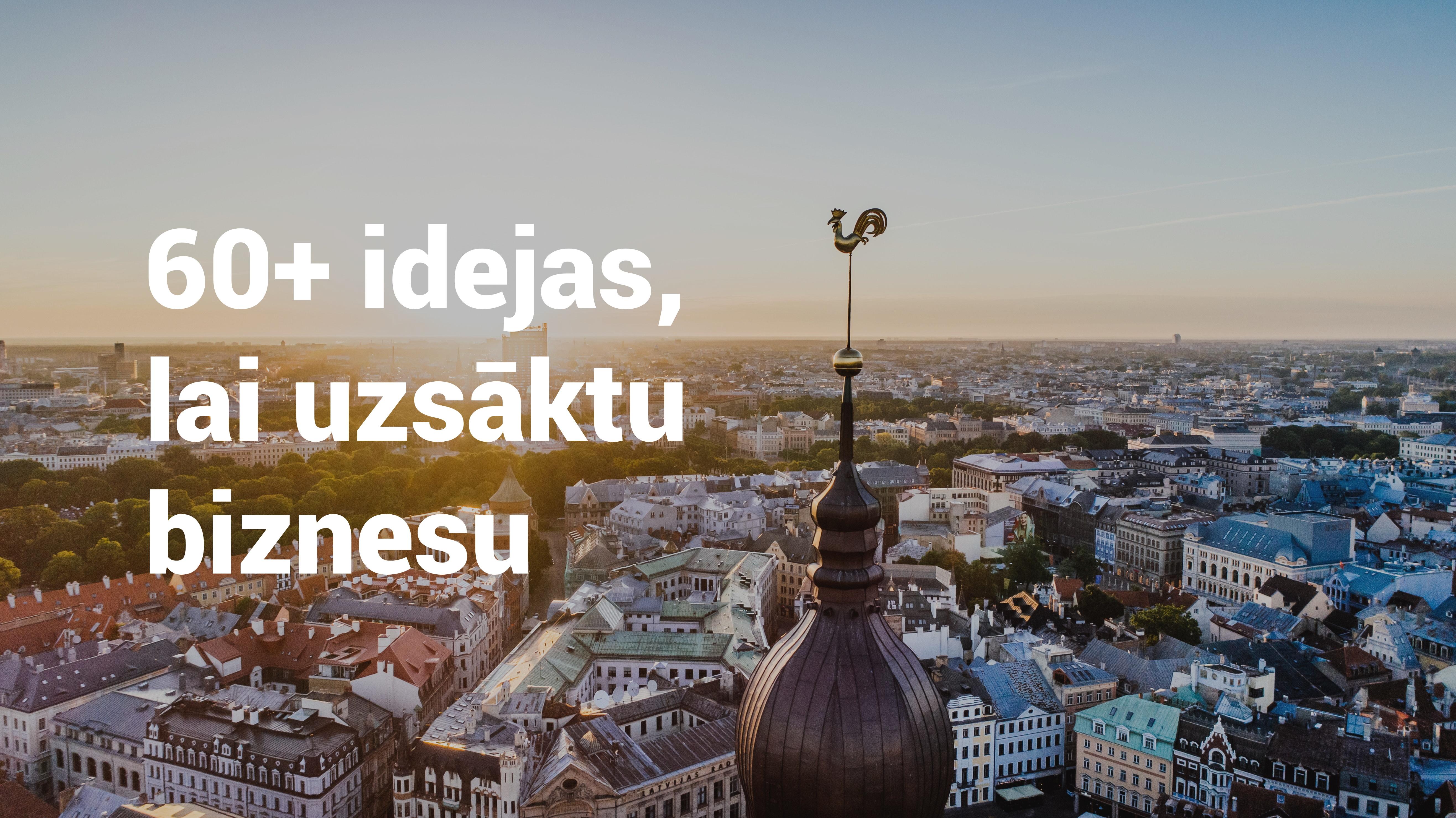 Mozello Blogs - 9 biznesa idejas, kuru uzsākšanai nepieciešams minimāls kapitāls