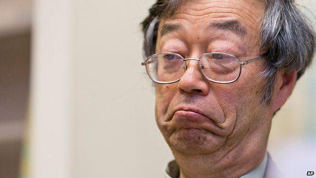 Satoshi Nakamoto ir