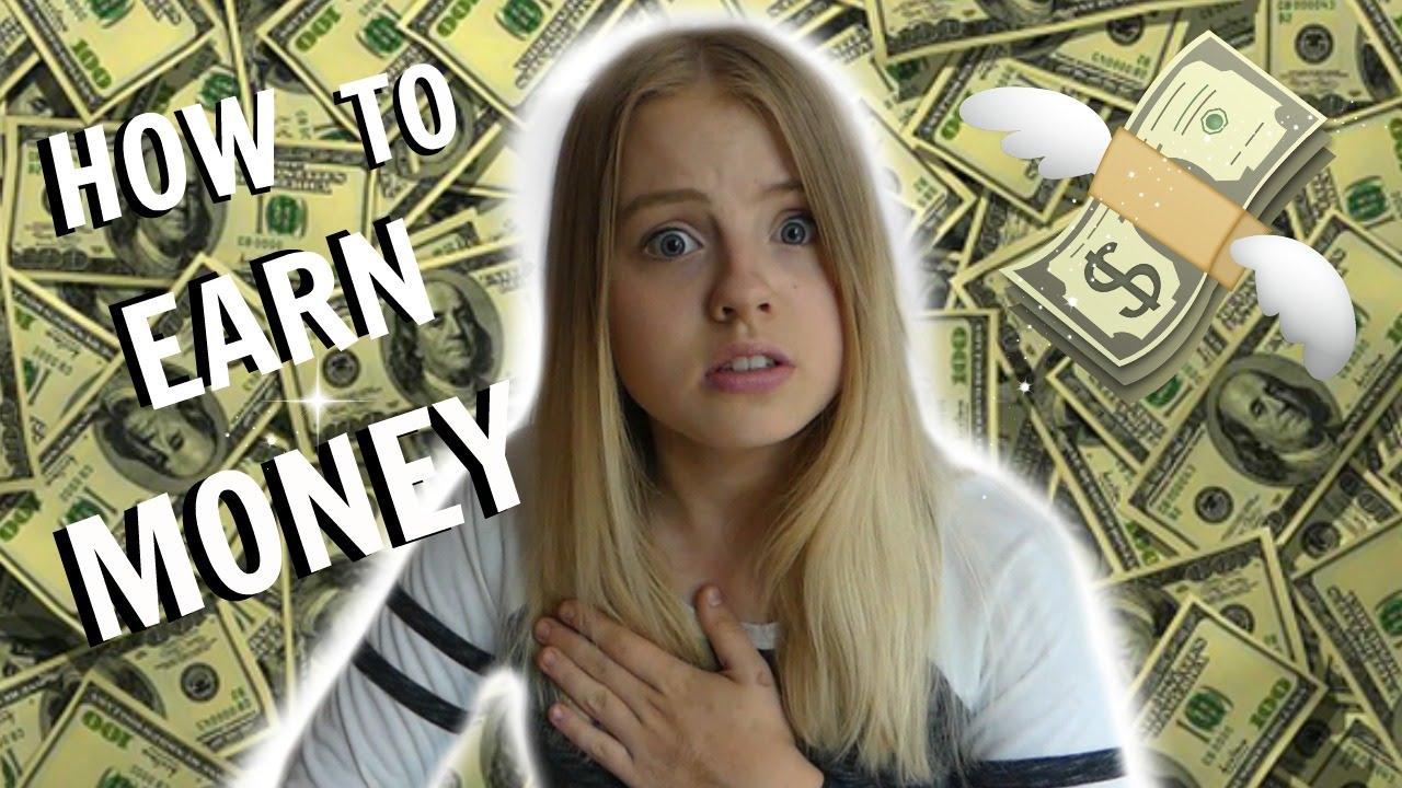kur jūs varat nopelnīt naudu šobrīd, nav naudas