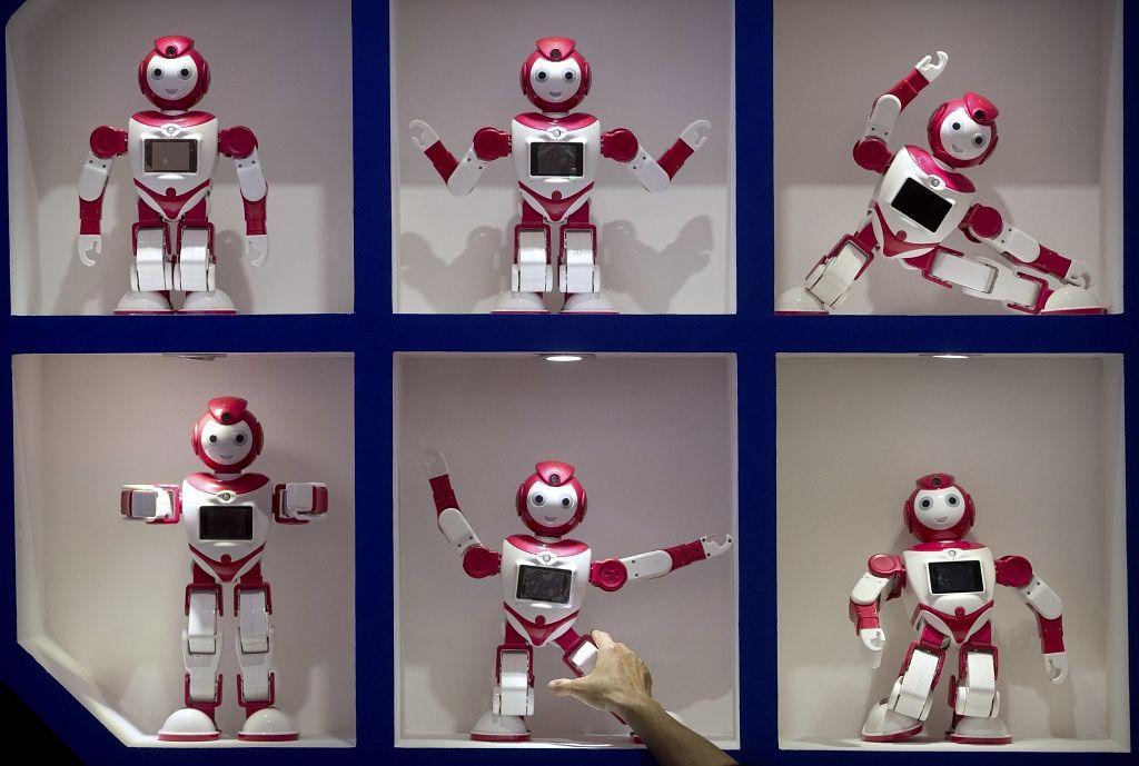 tirdzniecības roboti, uz kā rakstīt