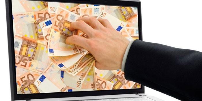 tiešsaistes ienākumi no nulles