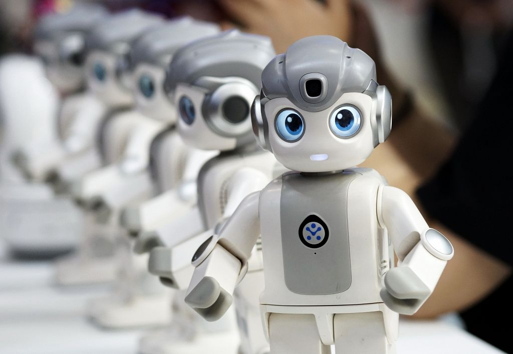 Robots 2020 forex
