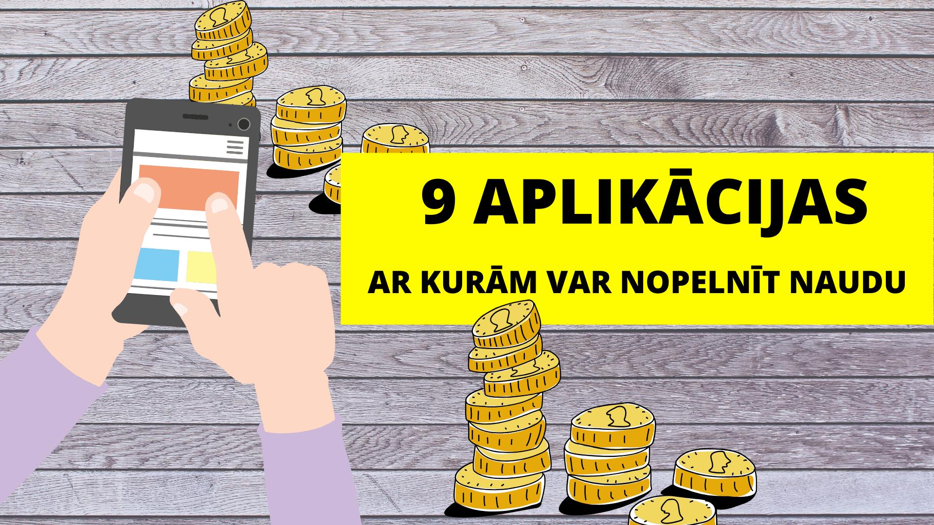 Pelnīt Naudu No Mājas Latvija , Vēlies nopelnīt vismaz 25 eiro tikai 30 minūtēs?