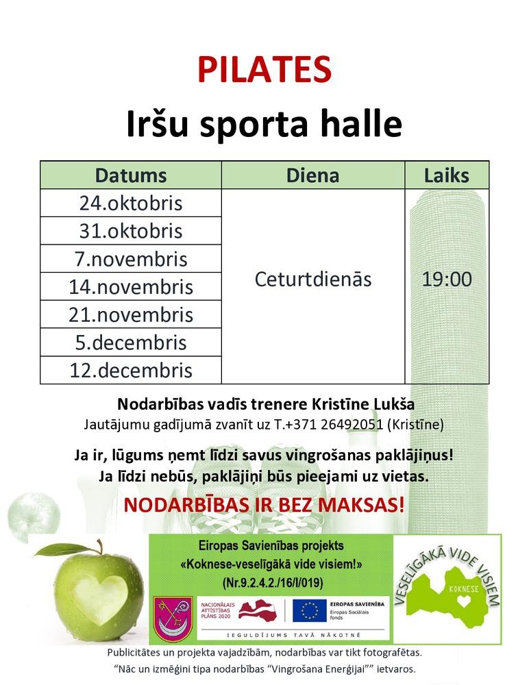 Sacensību kalendārs Mākslas vingrošanā – Latvijas Vingrošanas Federācija