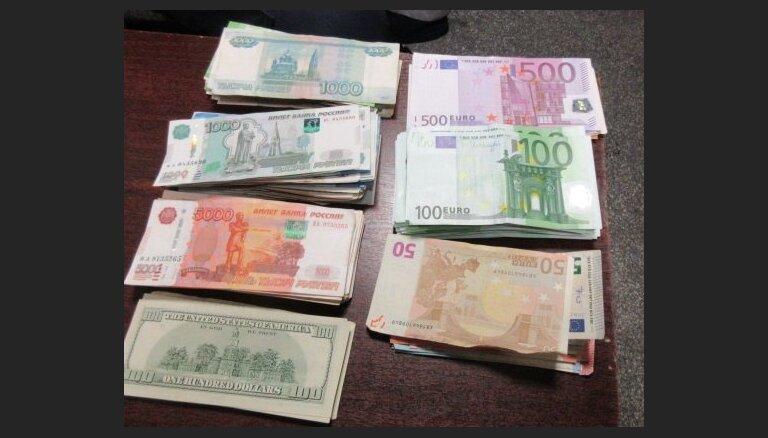 «Viegla nauda» bez svešiem pieskārieniem / Diena