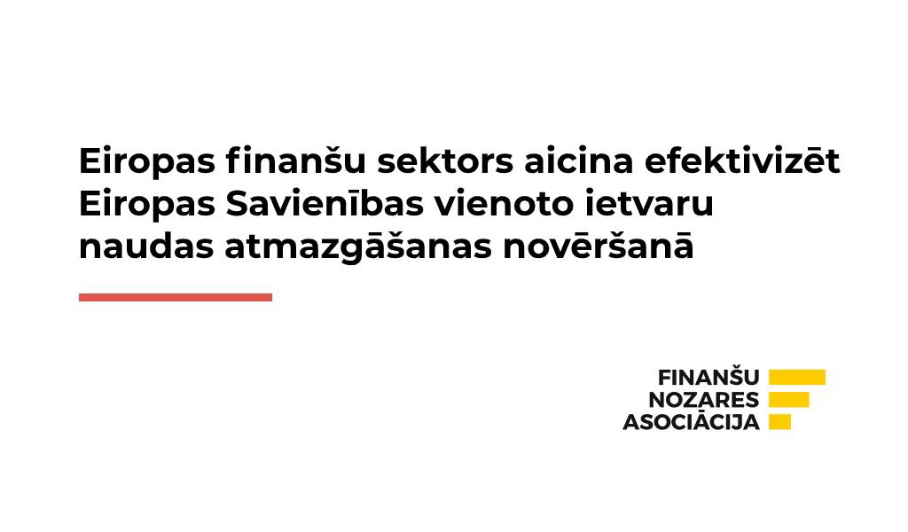 Iesaka centralizēt finanšu un grāmatvedības procesus valsts pārvaldē