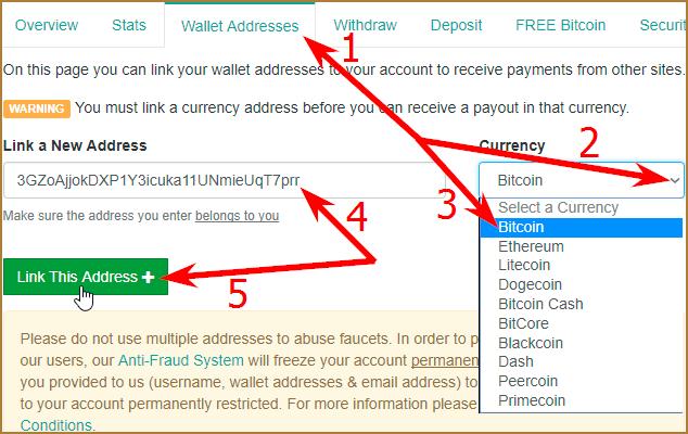 iegūt bitcoin uzdevumu izpildei