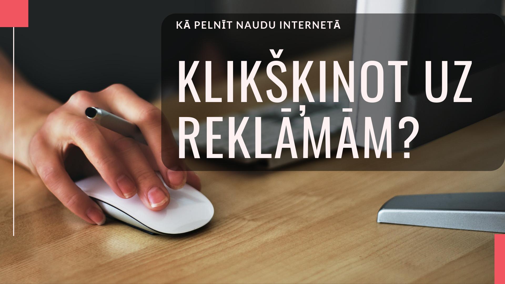 pārbaudītie ieņēmumi internetā bez ieguldījumiem 2020 nopelnīt naudu interneta lietotnē