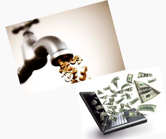 pasīvie ienākumi internetā, izmantojot programmas