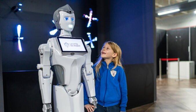 Robotu pilsēta tirdzniecības centrā AKROPOLE! - Serviss neatbilst cenai
