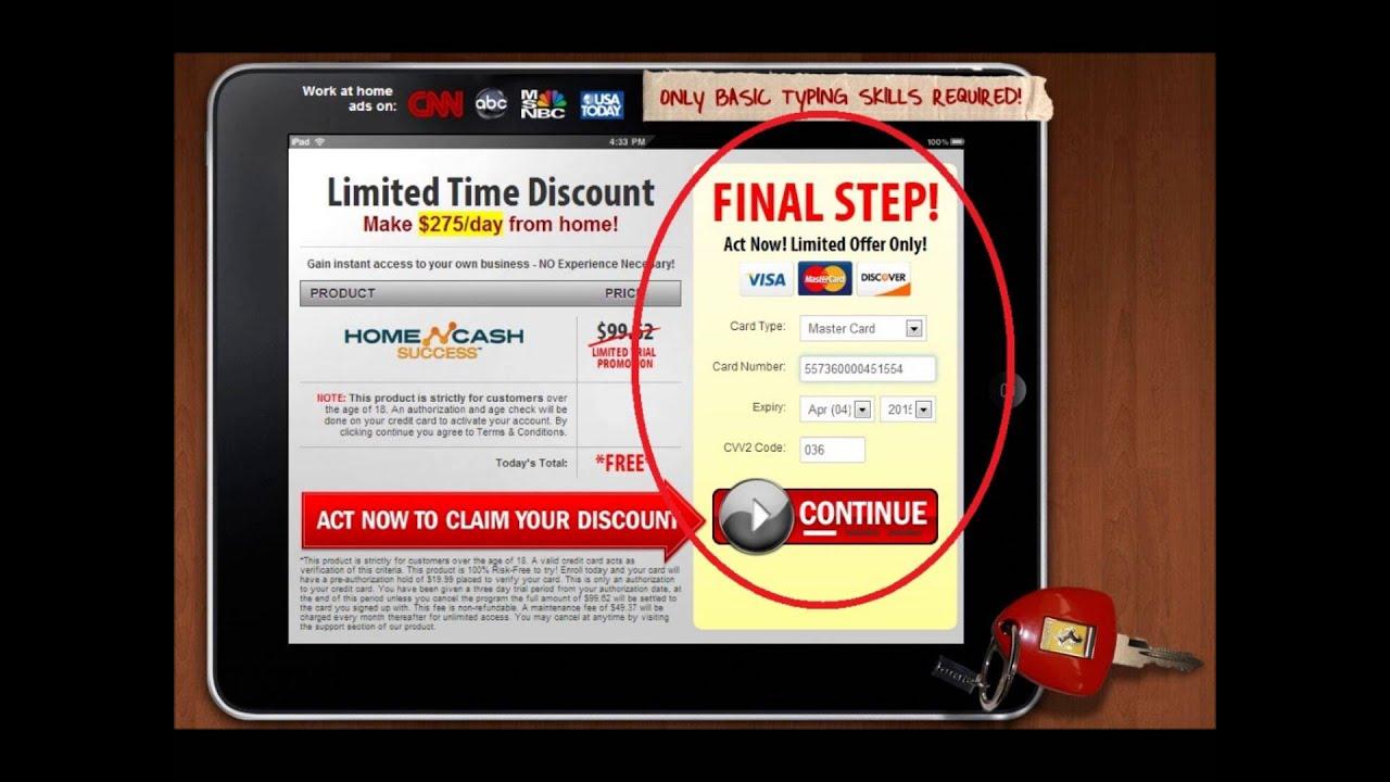 Vēlies ātri nopelnīt naudu internetā?